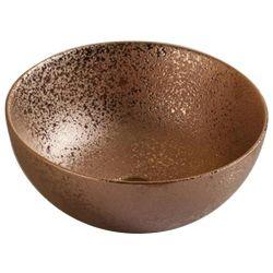 Lavabo en céramique. Vasque en céramique.   Coloris bronze.   Chaque pièce est unique   PLUIE...