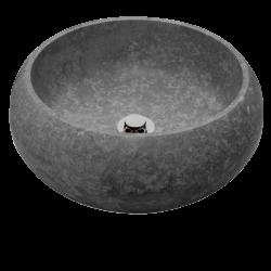Lavabo en marbre. Vasque en pierre.   Chaque pièce est unique   CHLOE