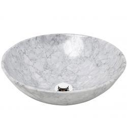 Lavabo en marbre. Vasque en pierre.   Chaque pièce est unique   FIRENZE
