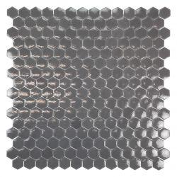 Mini tomette en émaux de verregris brillant.   Très tendance cet article s'utilise au sol comme...