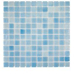 Répondant aux   normes antidérapantes R10  et  A+B+C ,  ces  émaux antidérapants bleu turquoize...
