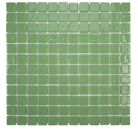 Emaux de verre Vert Clair