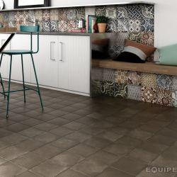 Carrelage Hexagonal en grès cérame émaillé.   Très tendance il s'adaptera dans toutes vos pièces...