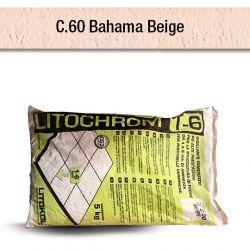 BAHAMA BEIGE - BEIGE   Mortier à base de ciment aux prestations élevées pour le jointoiement...