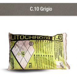 GRIGIO- GRIS FONCE   Mortier à base de ciment aux prestations élevées pour le jointoiement...