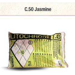JASMINE - BEIGE CLAIR   Mortier à base de ciment aux prestations élevées pour le...